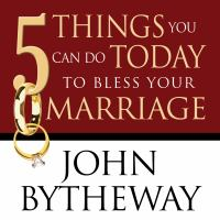 Cover image for 5 things you can do to bless your marriage