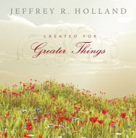 Cover image for Created for greater things