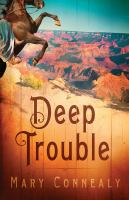 Cover image for Deep trouble