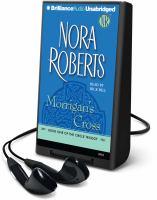 Cover image for Morrigan's cross. bk. 1 Circle series