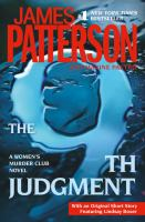 Cover image for The 9th judgment. bk. 9 Women's Murder Club series