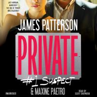 Cover image for Private : #1 suspect. bk. 4 [sound recording CD] : Private novels series