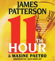 Cover image for 11th hour. bk. 11 Women's Murder Club series