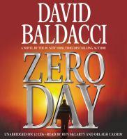 Imagen de portada para Zero day. bk. 1 John Puller series