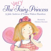 Cover image for The very fairy princess