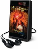 Cover image for Raising dragons. bk. 1 Dragons in our midst series