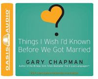 Cover image for Things i wish i'd known before we got married