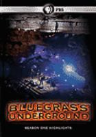 Cover image for Best of bluegrass underground [videorecording CD]
