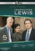 Imagen de portada para Inspector Lewis. Season 5, Complete