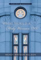 Cover image for What would a holy woman do?