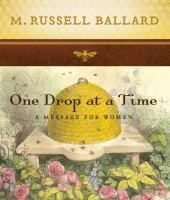 Cover image for One drop at a time : a message for women