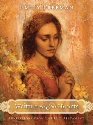 Cover image for Written on our hearts : invitations from the Old Testament