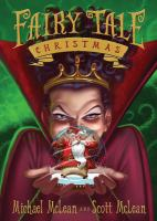 Cover image for Fairy tale Christmas