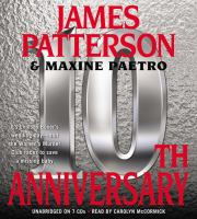 Cover image for 10th anniversary. bk. 10 Women's Murder Club series