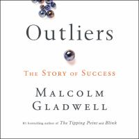 Cover image for Outliers the story of success