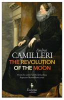 Cover image for The revolution of the moon