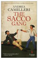 Cover image for The Sacco gang
