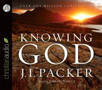 Imagen de portada para Knowing God