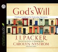 Cover image for God's will