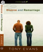 Cover image for Divorce and remarriage