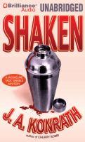 Cover image for Shaken. bk. 7 Jack Daniels series