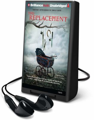Cover image for The replacement