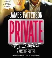 Cover image for Private : #1 suspect. bk. 4
