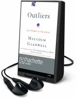 Cover image for Outliers [Playaway] : the story of success