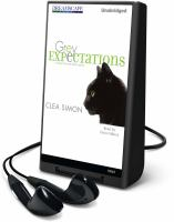 Cover image for Grey expectations. bk. 4 Dulcie Schwartz mystery series