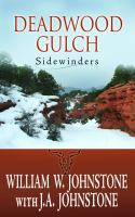 Cover image for Deadwood gulch sidewinders