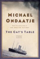 Cover image for The cat's table