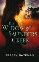Cover image for The widow of Saunders Creek
