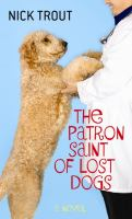 Cover image for The patron saint of lost dogs