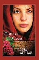 Cover image for Harvest of rubies. bk. 1 [large print] : Harvest series