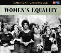 Cover image for NPR American Chronicles. Women's equality