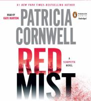 Cover image for Red mist. bk. 19 Kay Scarpetta series