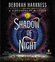 Cover image for Shadow of night. bk. 2 All souls trilogy