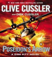 Cover image for Poseidon's arrow. bk. 22 Dirk Pitt series
