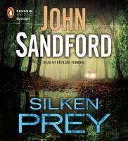 Cover image for Silken prey. bk. 23 Lucas Davenport series