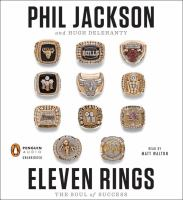 Cover image for Eleven rings the soul of success