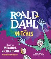 Imagen de portada para The witches [sound recording CD] (performed by Miranda Richardson)