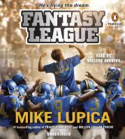 Imagen de portada para Fantasy league [sound recording CD]