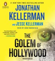 Cover image for The Golem of Hollywood. bk. 1 [sound recording CD] : Jacob Lev series