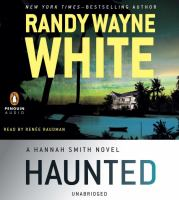 Cover image for Haunted. bk. 3 Hannah Smith series