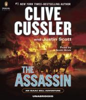 Cover image for The assassin. bk. 8 [sound recording CD] : Isaac Bell adventure series