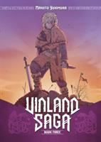 Cover image for Vinland Saga. Book three [graphic novel] : A bloody coming of age