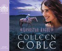 Cover image for Lonestar angel. bk. 4 Lonestar series