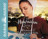 Cover image for The Hawaiian quilt. bk. 1 [sound recording CD] : Hawaiian love series