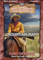 Imagen de portada para Mountain man Wilderness Series, Book 38.