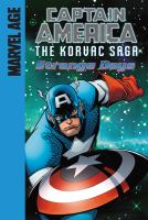 Cover image for Captain America. v. 1 , Strange days the Korvac saga